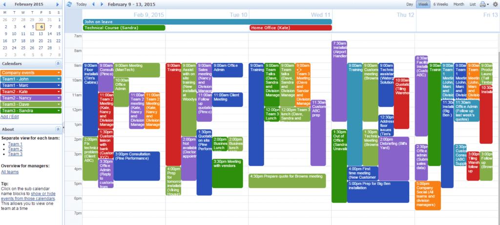 admin, Author at Teamup Calendar - Shared online calendar for groups