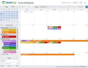 Online Calendar 2014-2019 admin2t – Teamup Calendar – Shared online calendar for groups